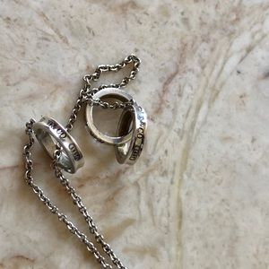 Tiffany & Co. Jewelry - Tiffany & Co 1837 Interlocking Circles Lariat
